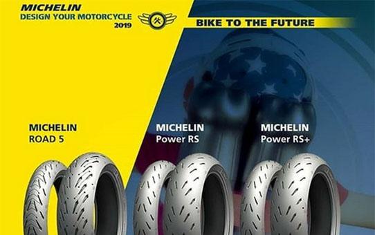 Michelin Motorradreifen