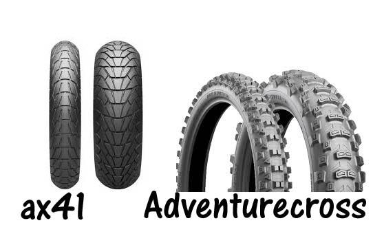 Motorradreifen Adventurecross