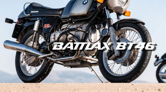 Motorradreifen BT-46